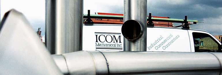 Bay Area Precision Sheet Metal Fabrication Icom Inc