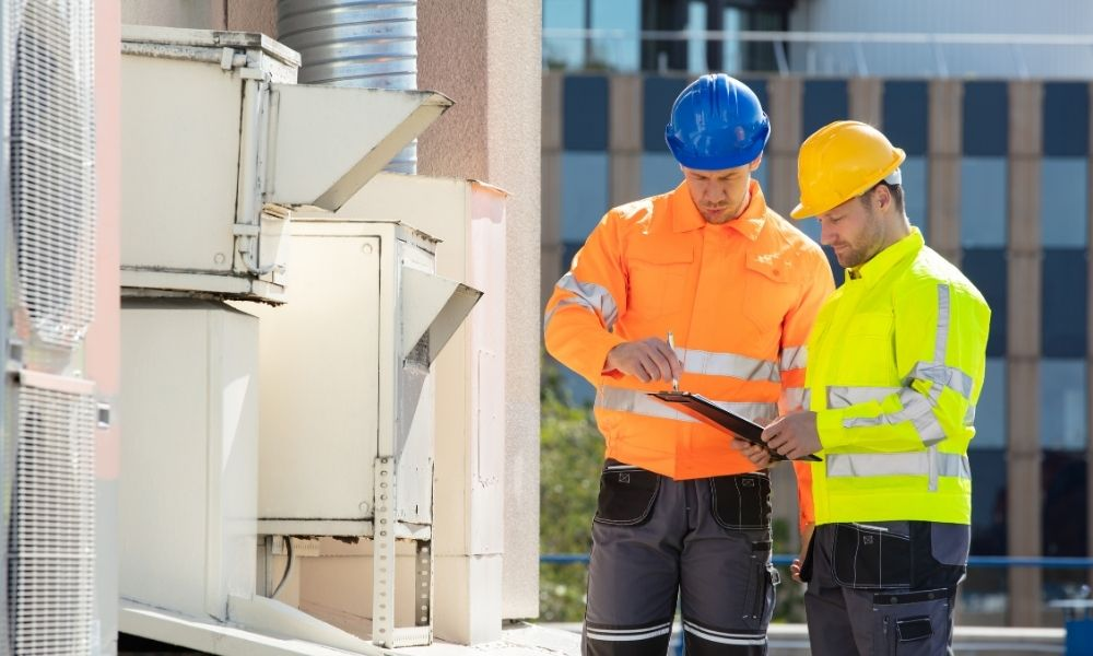 What Are Mechanical Services in Construction?