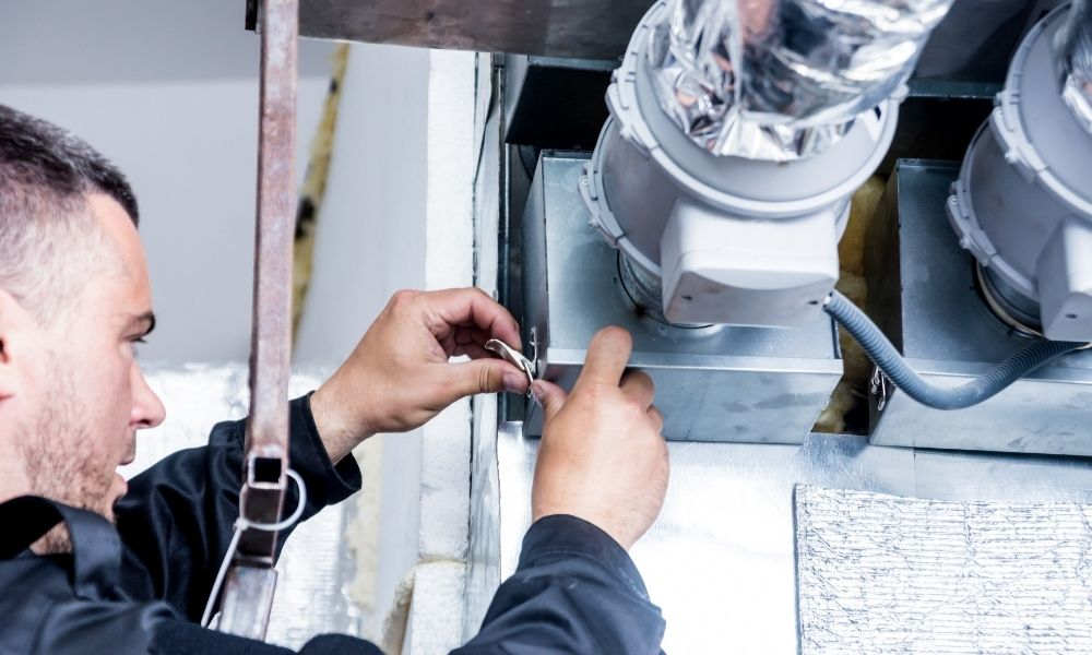 The Benefits of Custom Duct Fabrication